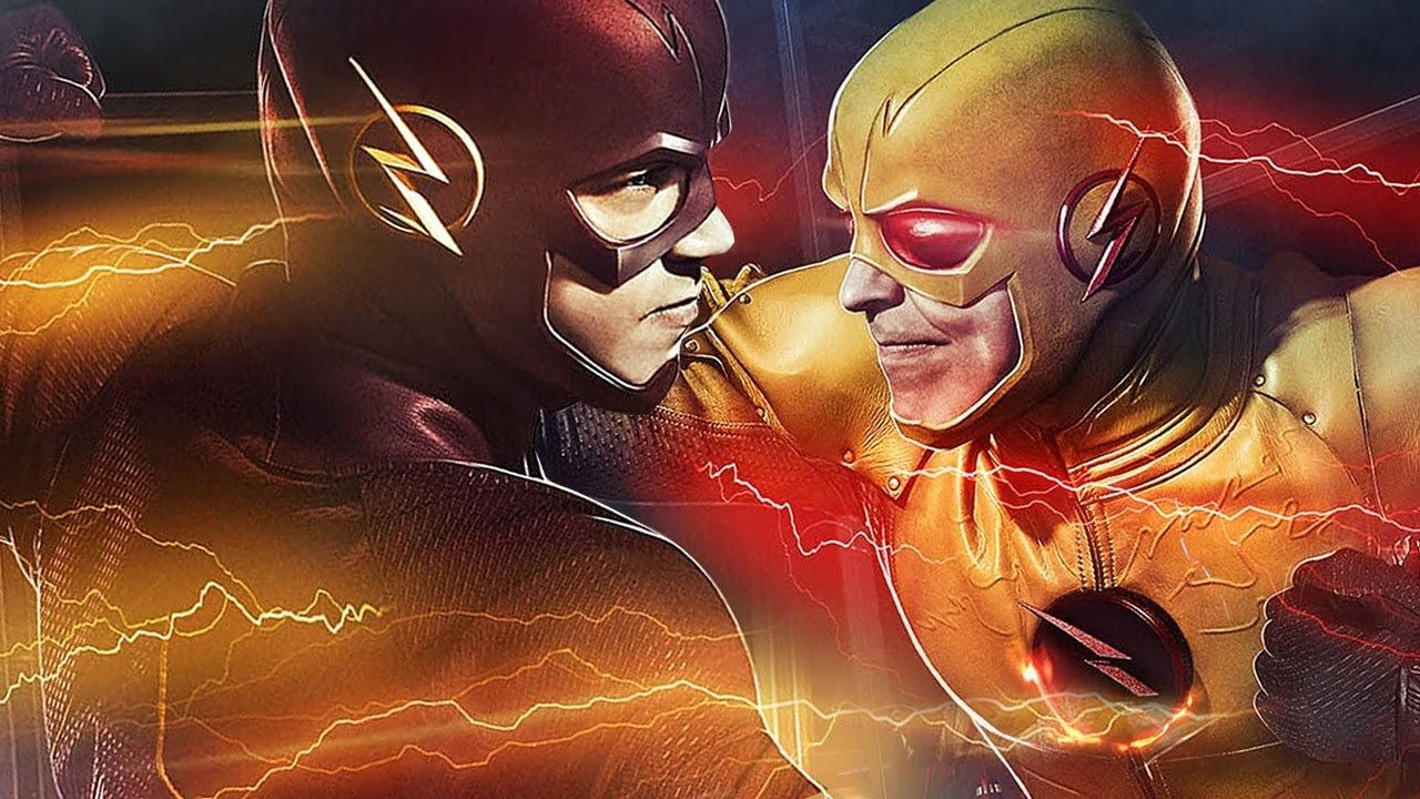 The Flash Smv The Flash Vs Reverse Flash Gravity