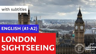 Loescher English Corner 1 - 7 London sightseeing _with subtitles