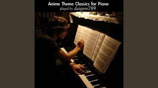 Princess Mononoke Main Theme, Piano Sings Version