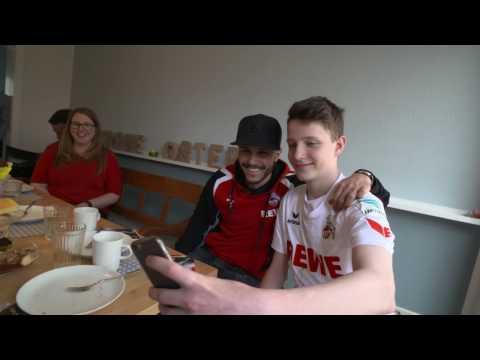 FC-Gänsehautmoment – Leo Bittencourt auf Geburtstagsfeier
