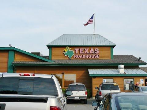 Dinner at Texas Roadhouse
