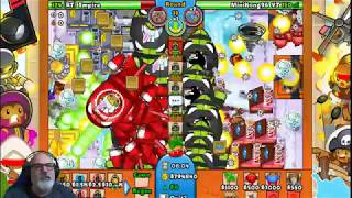 SPEED BANANZA - BTD BATTLES ESPAÑOL