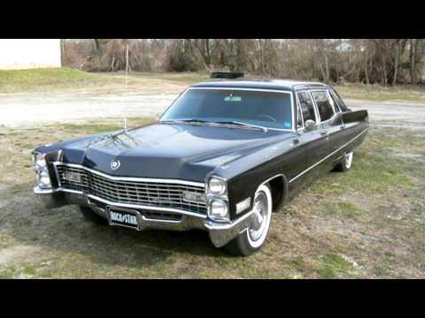 SOLD : 1967 Cadillac Fleetwood 75 - YouTube