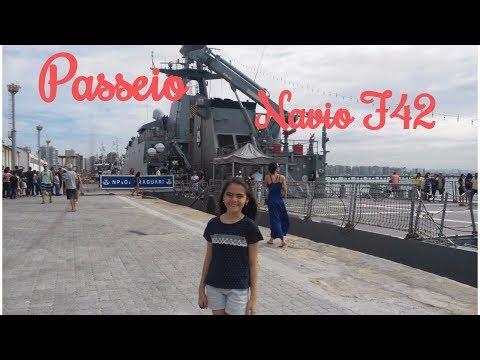 Especial de férias: Navio Fragata F42
