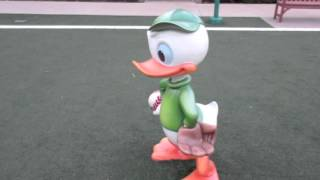 DISNEY'S ALL STAR SPORTS RESORT TENNIS SECTION