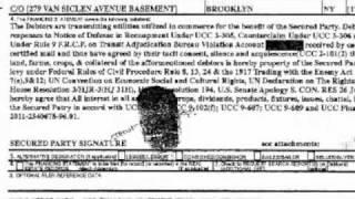 LIEN ON NYCTA ADJUDICATION BUREAU, NYPD TRANSIT COP EDWIN LAM & NYPD TRANSIT POLICE DISTRICT 33