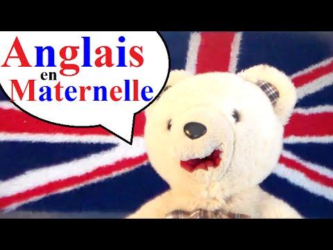 Anglais facile pour les petits CP : Alphabet, présentation et nombre