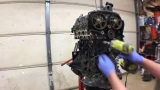 DIY: 3SGTE TIMING BELT KIT VIDEO
