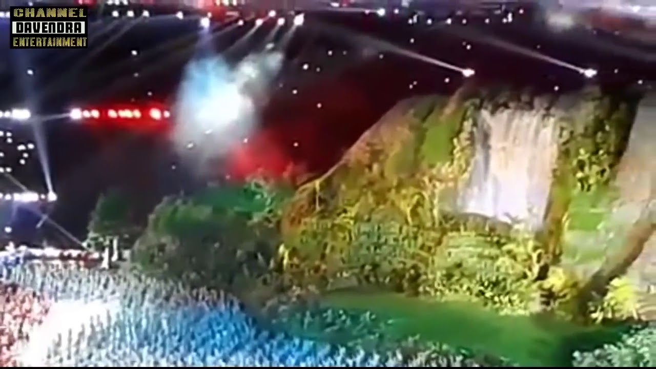 Apologise, asian games opening ceremony video agree, the