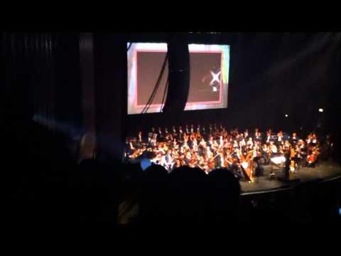Koji Kondo on stage - Zelda 25th Anniversary - London
