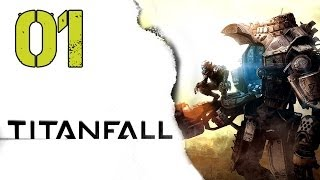 Lets Play TITANFALL Online #01 Deutsch PC Gameplay German