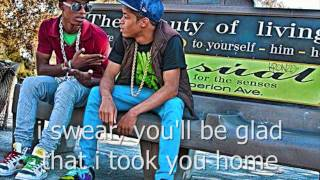 I Don't Care New Boyz ft. Big Sean lyrics