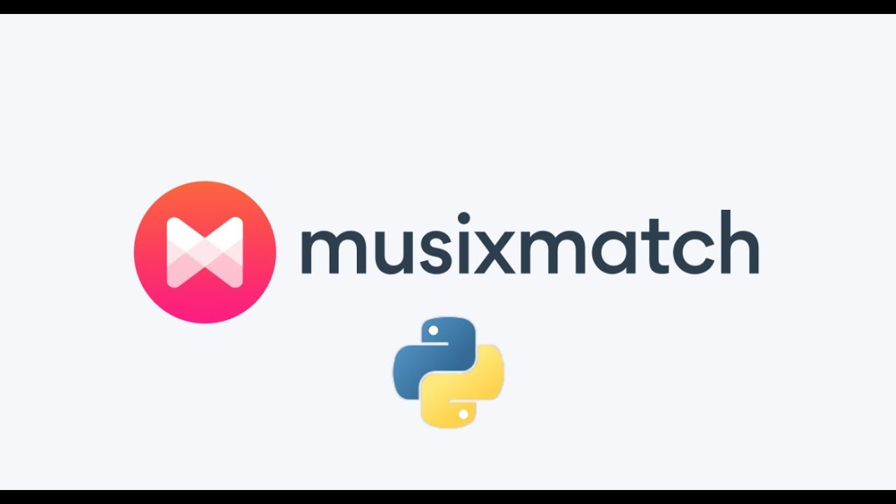 How To Use The Musixmatch Song Lyrics API With Python3