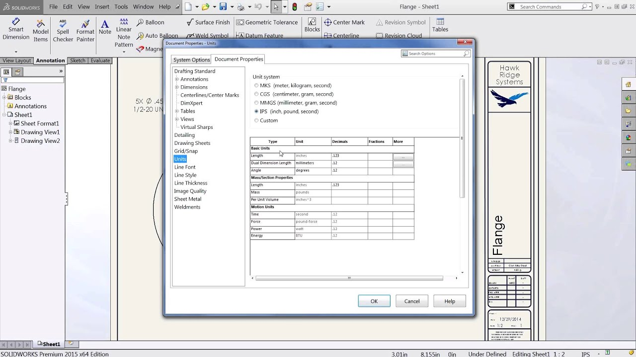 Solidworks changing the document units to display as fractions solidworks changing the document units to display as fractions buycottarizona