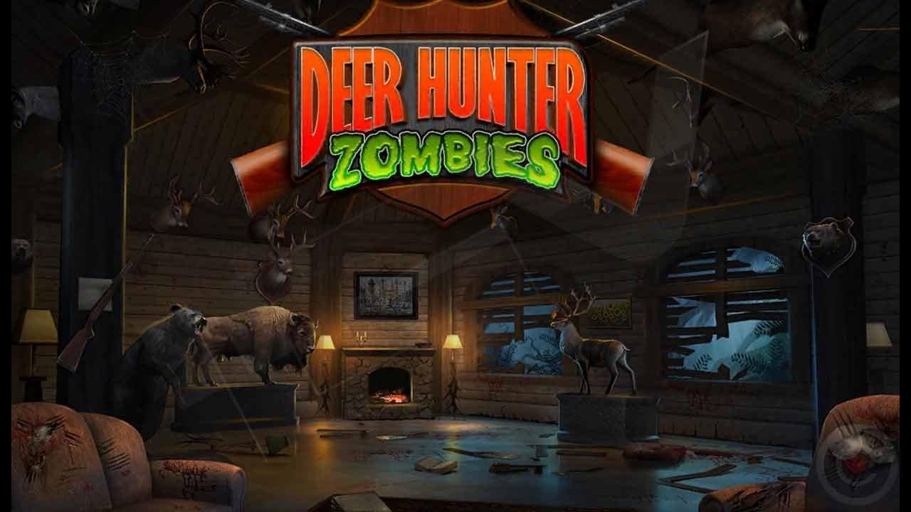 Deer Hunter Zombies Iphone Gameplay Video Youtube