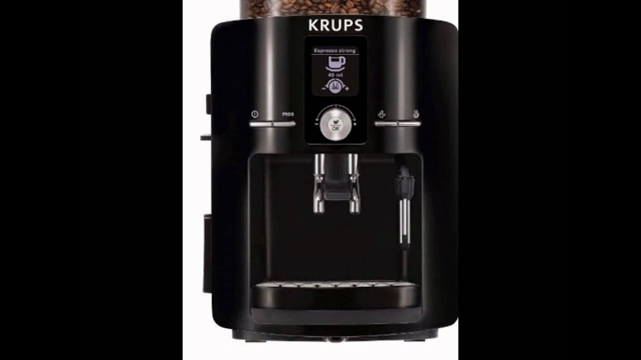 krups espresseria automatic machine best automatic espresso machines krups ea825 espresseria. Black Bedroom Furniture Sets. Home Design Ideas