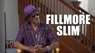 Fillmore Slim on Altercation with Whoopi Goldberg, Whoopi Brandishing a Rifle (Part 10)