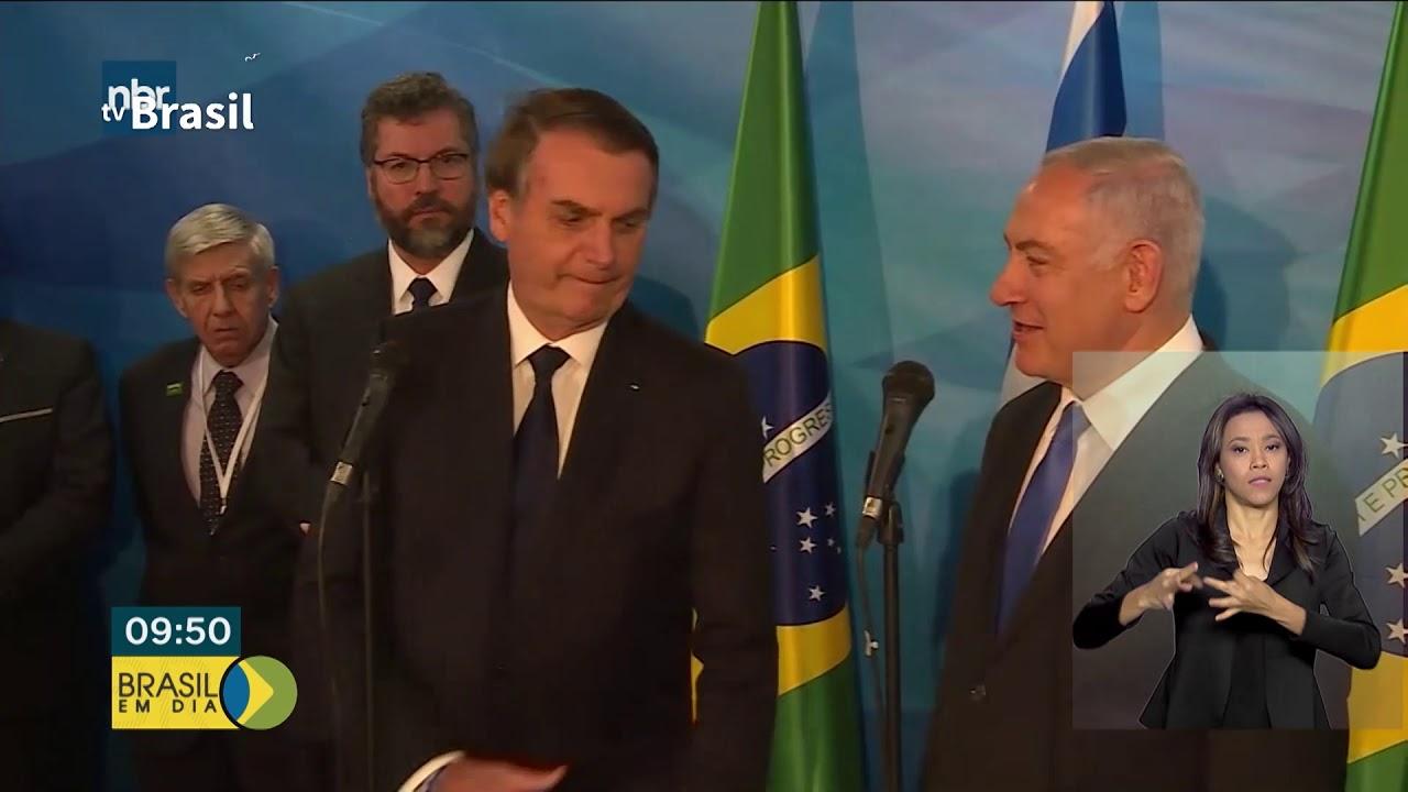 #300dias - Relações Internacionais são prioridade do presidente Bolsonaro