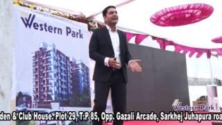 Part 1 Parikshit Jobanputra on Happy Life @ Western Park F