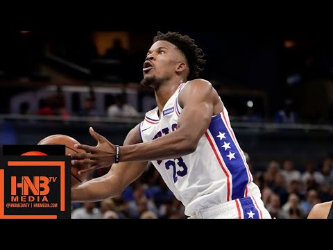 Philadelphia Sixers vs Brooklyn Nets Full Game Highlights |