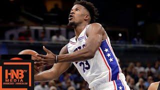 Philadelphia Sixers vs Brooklyn Nets Full Game Highlights | 11.25.2018, NBA Season