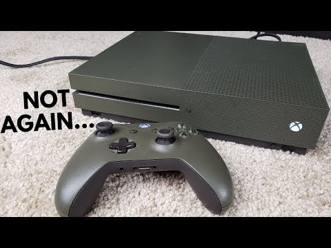 I Bought ANOTHER Used Xbox One S From GameStop... Will It Work This Time??