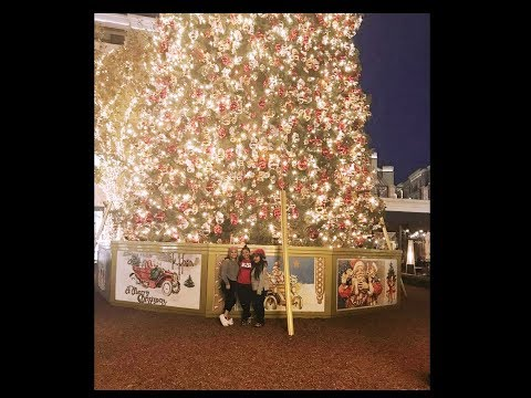 Vlog: The Americana, Christmas Exchange, Cheescake Factory, & More 12/16/17