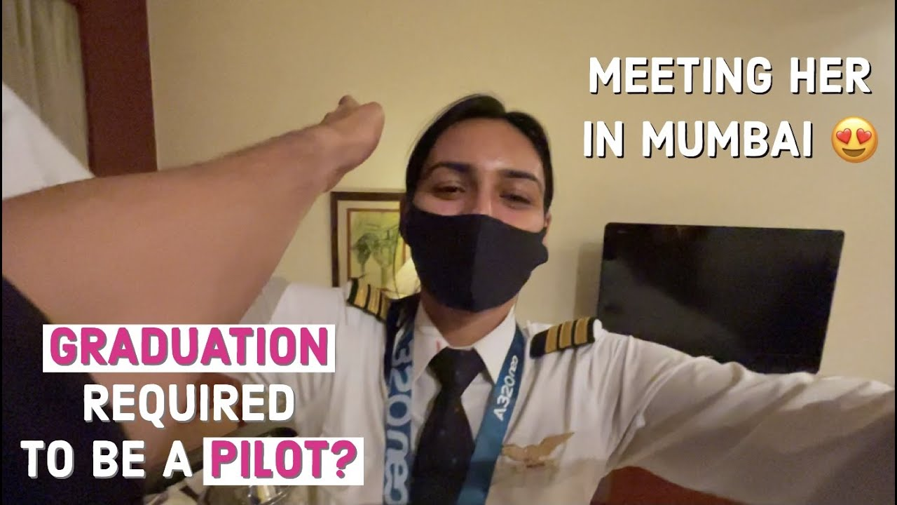 Graduate to be a Pilot in India? + Meeting Prachi in Mumbai!