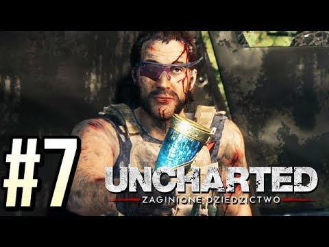 CO TO ZA PAJAC!? (Uncharted: TLL #7)