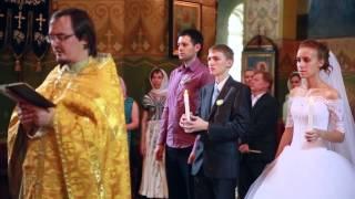 Венчание Елизаветы и Ильи. Полная версия