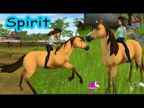 All Spirit Riding Free Star Stable Online Quests - Let's Play Horse Game