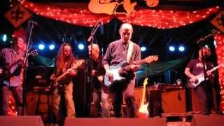 """""""Call Me Willie"""" Taylor Hicks joins Anders Osborne at Tipitina"""