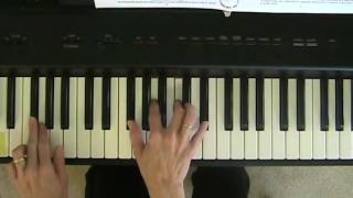 awesome piano passing chords lesson