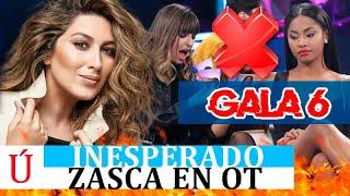 La imperdonable humillación de OT 2020 a Maialen y Nia en directo en boca de Estrella Morente Gala 6