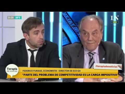 Economía argentina: el debate entre Carlos Heller y Federico Furiase