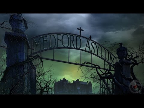 Medford Asylum: Paranormal Case - Hidden Object Adventure (Full) - iPhone/iPod Touch/iPad - Gameplay