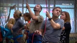 Как выбрать спортивную секцию для ребенка? (телеканал Москва 24)