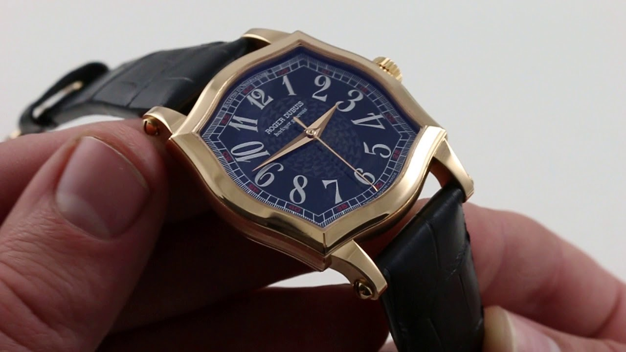Известный часовой мастер роже дюбуи открыл свою собственную мастерскую в 1980 году. Компания roger dubuis входит в объединение женевских.