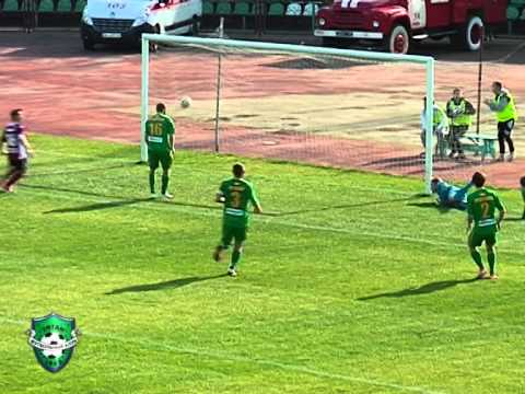 24 тур ТИТАН -  Авангард 4 - 2 ( 3-0)