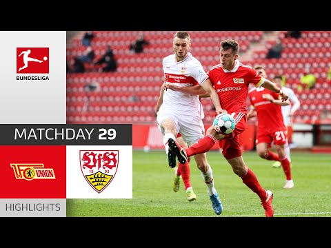 Union Berlin VfB Stuttgart Goals And Highlights