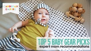Modern Baby Gear That's Worth the Money