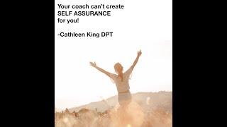 Self Assurance vs Getting Coaching Help
