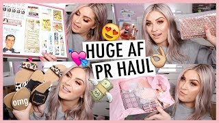 MAKEUP HAUL! 💸 PR Unboxing Haul *Whats New In Makeup?!* 💌