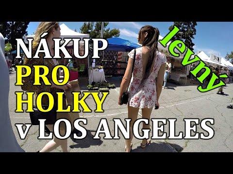 Co Koupíte na Bleším Trhu v Los Angeles - Brutálně Levné a Krásné Věci!