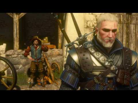 Witcher 3 Memorable Geralt Quotes (Expansions Part 1)