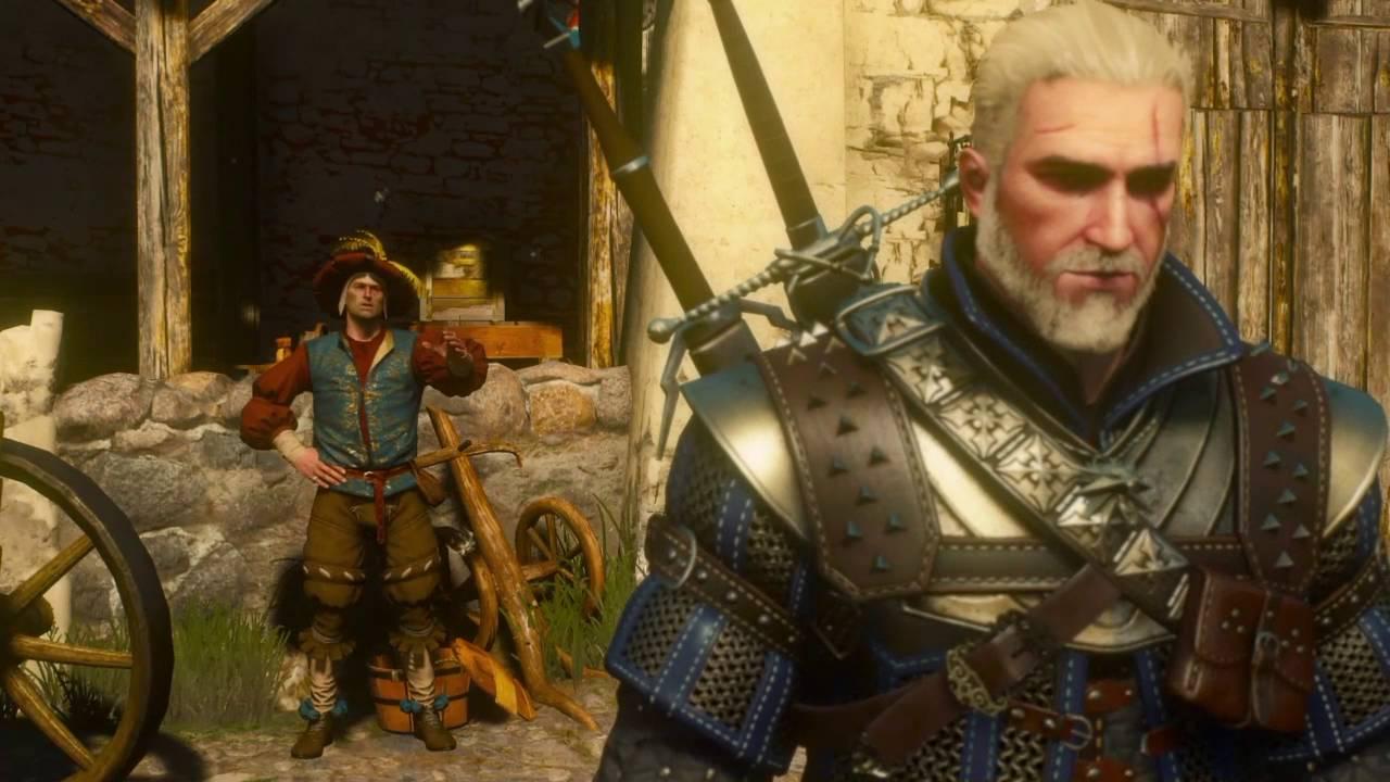 Witcher 3 Memorable Geralt Quotes Expansions Part 1