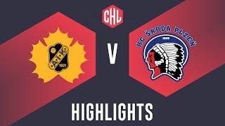 Highlights: Skellefteå AIK vs. HC Pilsen
