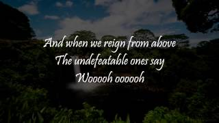 Young Rising Sons - Undefeatable (lyrics)