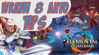 Wrath 8 Auto Tips - Might and Magic Elemental Guardians