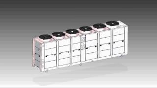 Hitema производство чиллера с системой free cooling(, 2015-07-30T11:14:14.000Z)
